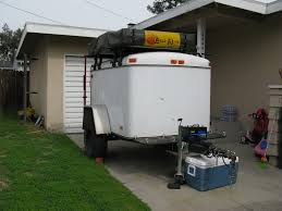 travel trailer with garage 25 trending small cargo trailers ideas on pinterest tiny camper