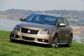suzuki launches 2010 kizashi sedan motorlogy