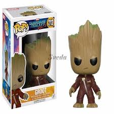 2017 new movie guardians of the galaxyii marvel pop groot 212