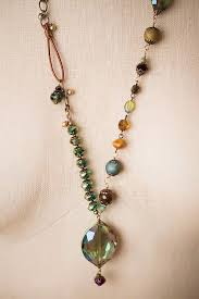 unique jewelry designers crisp autumn 28 5 30 5 gemstone and focal necklace
