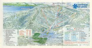 World Map 1975 by Northstar Skimap Org