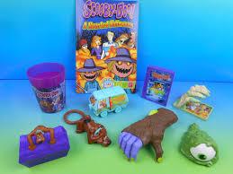 2014 scooby doo a haunted halloween set of 8 mcdonald u0027s happy meal
