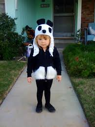 Girls Panda Halloween Costume U0027s Modern Kiddo Costume Parade U2013 Modern Kiddo