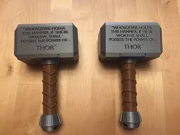 baby s first mjolnir thor baby rattle thor s hammer thors baby