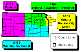 zip code map wichita ks w e r kansas zip code maps