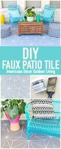 Decorating With Tiles Best 25 Patio Tiles Ideas On Pinterest Painted Stepping Stones