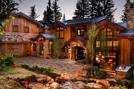 Beautiful Mountain Houses by Custom Mountain Homes