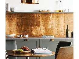 mosaique pour credence cuisine crédence cuisine 40 idées de crédences pour aménager une cuisine