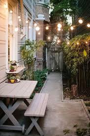 best 25 outdoor patio string lights ideas on outdoor
