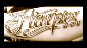 tattoo fonts best tattoo lettering ideas youtube