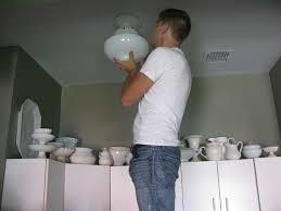 antique porcelain light fixture before after vintage porcelain light fixture