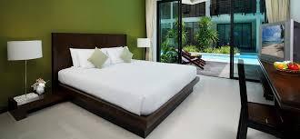 la chambre en direct chambre avec accès à la piscine à centra resort samui