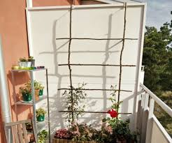 balcony trellis without harming walls 4 steps with pictures