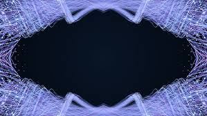 abstract black 3d rendered geometric background with spikes