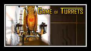 portal game of turrets youtube