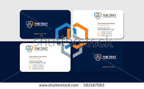 Business Card For Construction Company Construction Business Card Stock Images Royalty Free Images