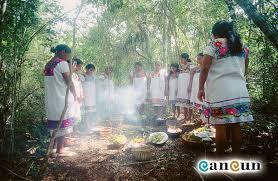 imagenes de rituales mayas cultura maya en cancún y los tesoros del caribe méxico al máximo
