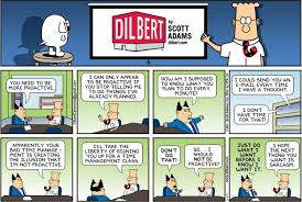 Project Management Meme - 10 dilbert cartoons that get project management just right