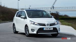 2017 toyota verso 1 6d design youtube