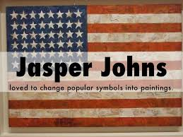 Johns Flag Pop Art Patriotic Lesson By Janelle Lind