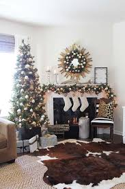 christmas decor for the home christmas decor in gold silver and copper