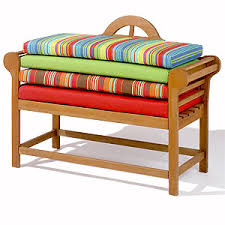 Bench Cushions For Outdoor Furniture by Garden Bench Seat Pads Garden Xcyyxh Com