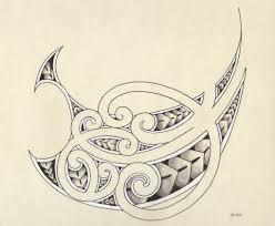 ta moko done for a maori friend graphite guesso pen u0026 ink on