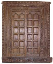 pictures of different types of antiques wide antique wooden door