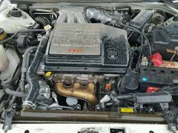 2001 toyota avalon engine salvage vehicle title 2001 toyota avalon sedan 4d 3 0l 6 for sale