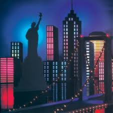 New York City Themed Party Decorations - new york new york complete prom theme anderson u0027s
