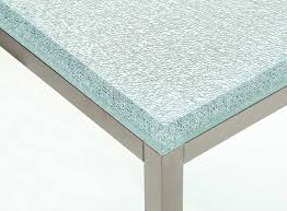 Teal Dining Table by 422 00 Knox Modern Chrome Dining Table With Crackle Glass Top D2d