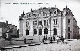 chambres du commerce les billets des chambres de commerce de mâcon et de bourg 1915 1926