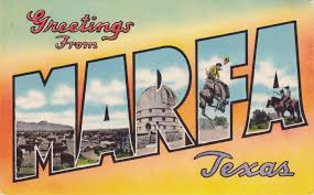 greetings from marfa postcard roundup