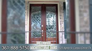 metal door with glass greenwood architectural doors solid wood leaded glass metal