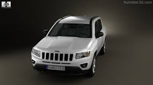 jeep suv 2012 360 view of jeep compass 2012 3d model hum3d store