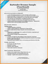 Free Functional Resume Template Examples Of Functional Resumes Cbshow Co