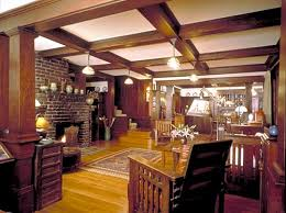 craftsman home interiors pictures click where the image is supposed to be the open floor plan and