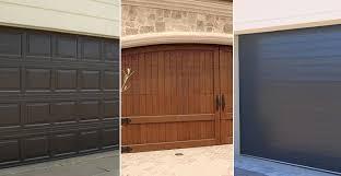 Steel Vs Fiberglass Exterior Door Steel Garage Doors Vs Wood Vs Aluminum Vs Fiberglass Comparison