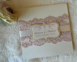 wedding invitations lace pink and gold wedding invitation lace wedding invitation sample