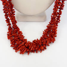 coral bead necklace images Coral bead necklace garland s indian jewelry in awwake me jpg