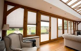 Duette Blinds Cost Transforming A Timber Orangery With Duette Blinds