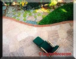 Dry Laid Flagstone Patio Decks Flagstone Patios U0026 Stamped Concrtete