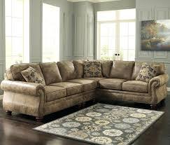 ashley furniture sleeper sofas sectional ashley furniture zella microfiber sofa sectional in