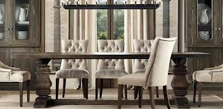 st james rectangular extension dining table restoration hardware dining room dining room table restoration
