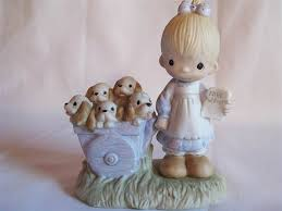 precious moments figurine worth thousands today