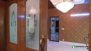 1 kanal stylish design brand new bungalow with basement is