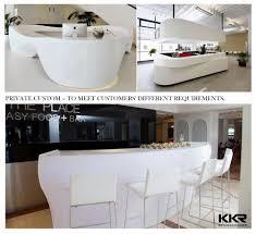 Oval Reception Desk Cheap L Shaped Reception Desk Best Home Furniture Decoration