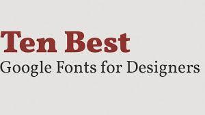 10 best fonts for typography levelten dallas tx
