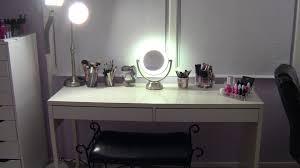 Micke Desk White by My New Ikea Micke Desk Youtube With Hutch Corner White Modern L