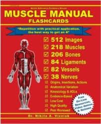 Human Anatomy Flashcards Dalhousie University Bookstore